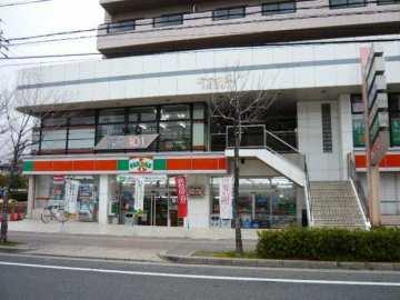 サンクス植田駅前店