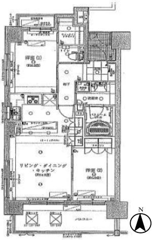 ライオンズマンション練馬シティ 新宿区 中古マンション  リノベーション