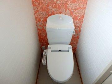 お洒落なトイレ♪