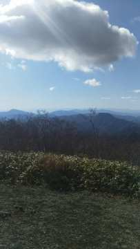 遠くに富士山も見えました