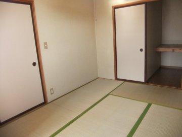 和室6畳・収納