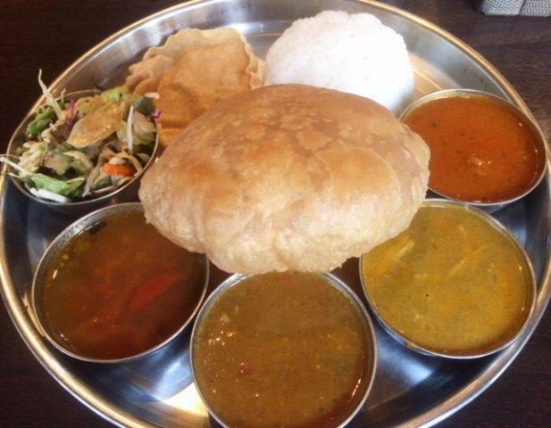 南インド料理 ダクシン