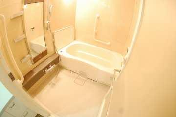 キャメリア 浴室