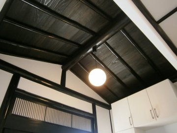 松風台 中古戸建 玄関
