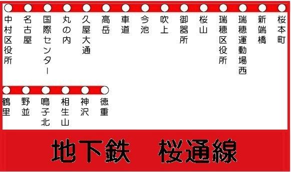地下鉄 桜通線