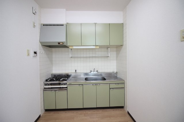 コープ野村川端町B棟201 キッチン