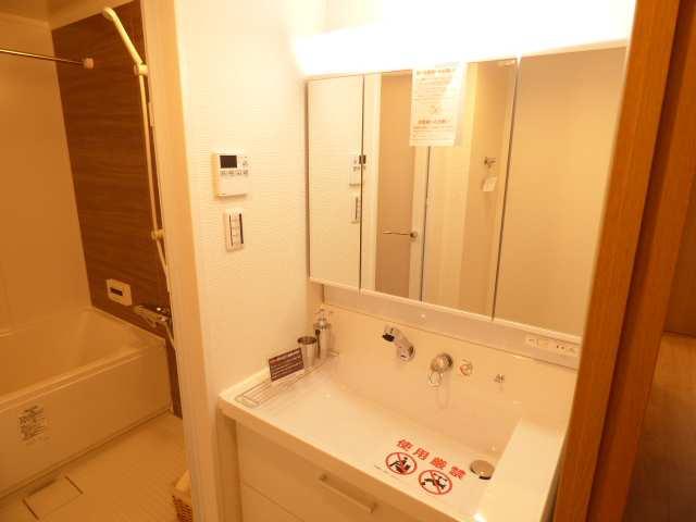 オーズタウンイーストスクエアⅡ番館♪3階のお部屋♪洗面化粧台のご紹介♪