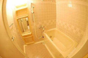 シャルマンコーポ 浴室