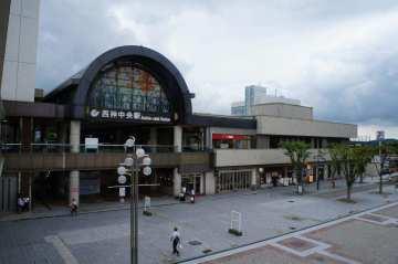 西神中央駅