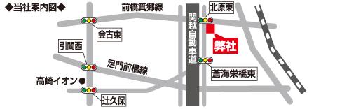 土谷建設_地図