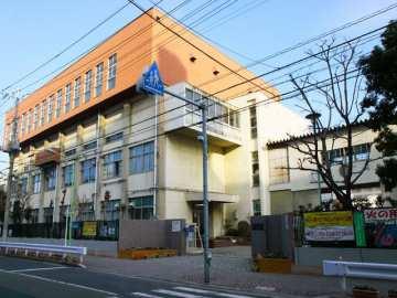 上青木南小学校