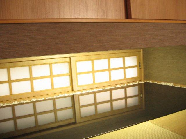 枚方市 和室地窓