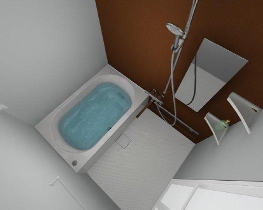 同仕様ご参考写真(カラーは異なる場合がございます♪ご内覧時のお楽しみ♪)です♪浴室ユニット新調(暖房乾燥機付き)♪