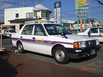 アサヒ交通㈱ タクシー