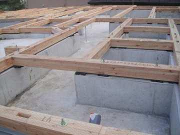 基礎・コンクリート土台