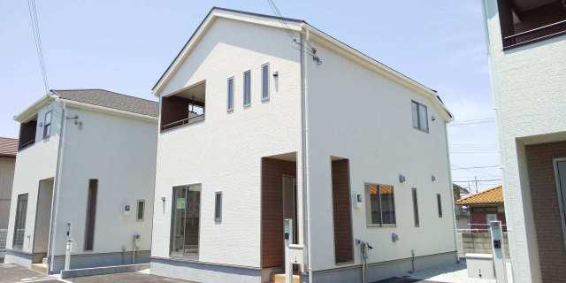 播磨町大中の新築一戸建ての外観のご紹介♪