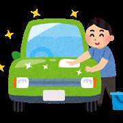 『車内はお客様をお迎えする応接室♪』と思って『いつも綺麗に♪』を心がけています♪