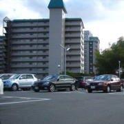 朝日プラザ駐車場