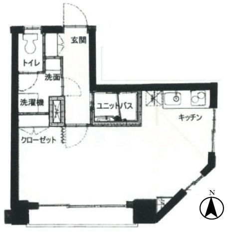 ハイツ音羽 新宿区 中古マンション  リノベーション