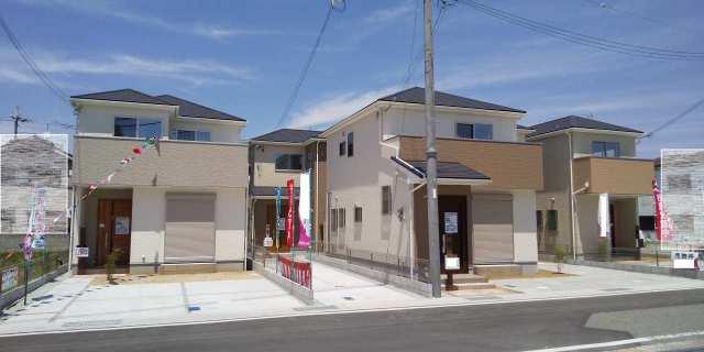 おすすめの加古川市の新築一戸建て♪外観のご紹介♪