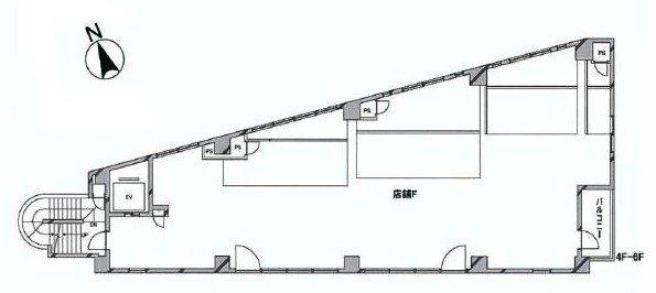 5階部分(179.76m<sup>2</sup>)