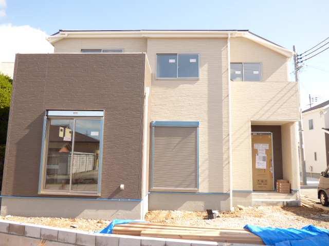 播磨町二子の新築一戸建て♪1号棟外観のご紹介♪