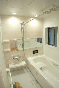 中町 浴室