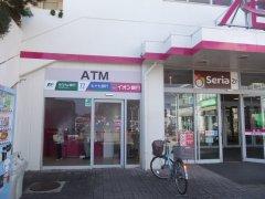イオン船岡店 ATM