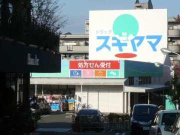 ドラッグスギヤマ植田店