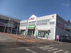 イオン船岡店 自転車売場