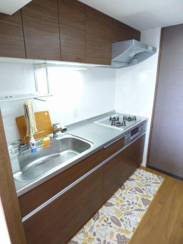 システムキッチンです♪とても綺麗です♪2014年12月にシステムキッチン新調♪