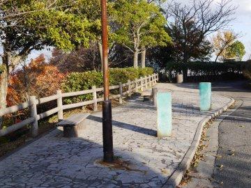 明王台の公園
