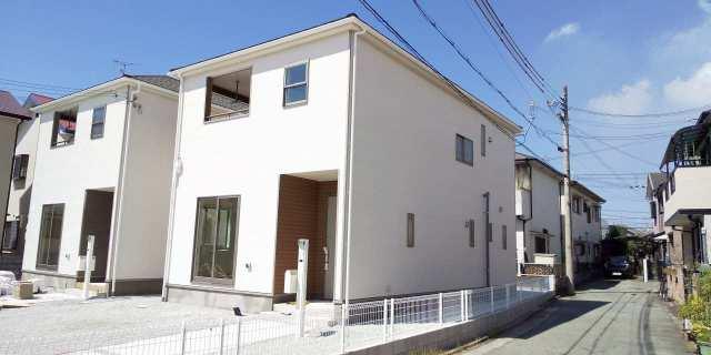 播磨町宮北の新築一戸建ての外観のご紹介♪