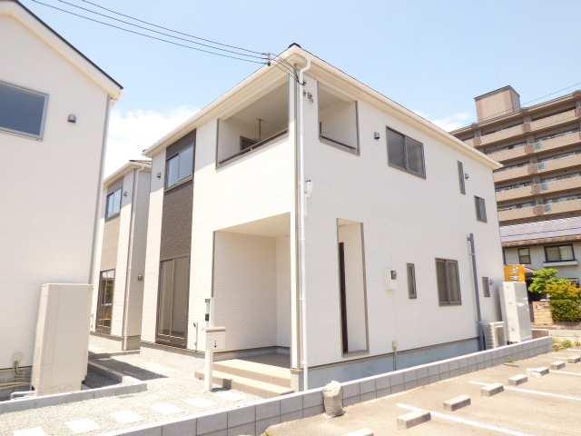 加古川市別府町新野辺の新築一戸建ての外観のご紹介♪