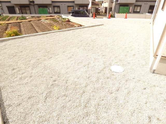 加古川市の新築一戸建て♪お庭のご紹介♪