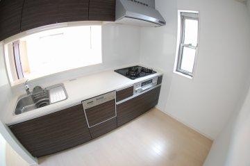 川口市南鳩ヶ谷3 新築 キッチン
