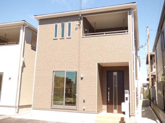 加古川市別府町新野辺北町の新築一戸建て♪外観のご紹介♪