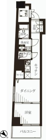 キャッスルマンション根津 新宿区 中古マンション  リノベーション