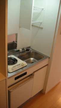 キッチン※写真は203号室