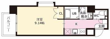 九州大学 伊都キャンパス 新築 マンション ユーレコルトITO弐番館 Cタイプ