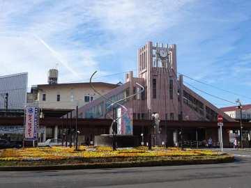 羽村駅東口