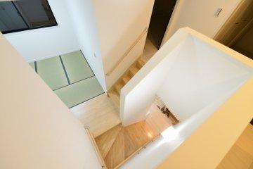 中2階の和室
