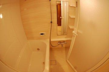 サニークレスト武蔵浦和 浴室