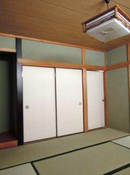 和室1階と2階有