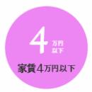 4万円以下