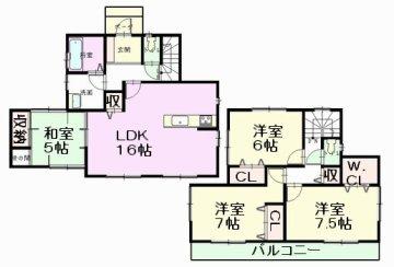 前川 5号棟