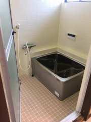 浴室:追炊き付 プロパンガス