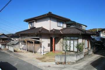 矢坂本町借家