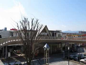 河辺駅北口