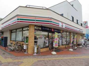 セブンイレブン河辺駅南口店